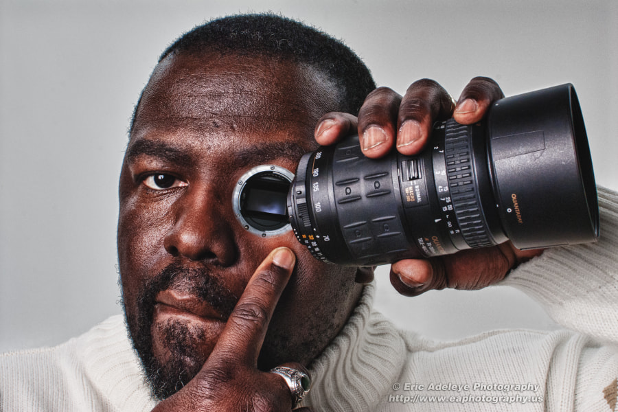 The Eye of the Photographer by Eric H. Adeleye on 500px.com