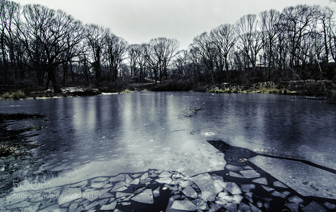 Photograph Icy Lake  by Abdul Hashim on 500px