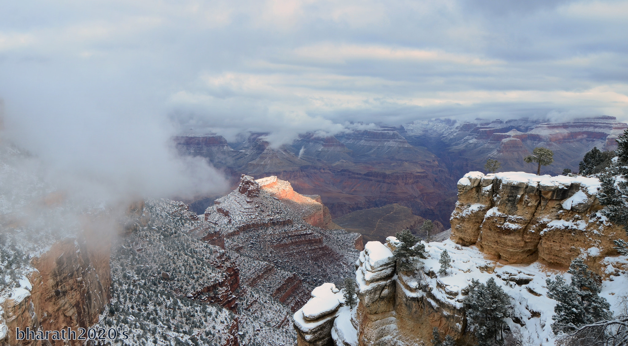Photograph Grand Canyon by Bharath Booshan on 500px