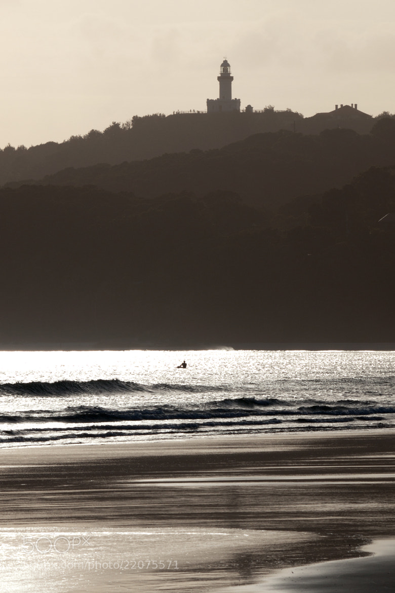 Photograph A Grey Day at Byron Bay by John Sharp on 500px