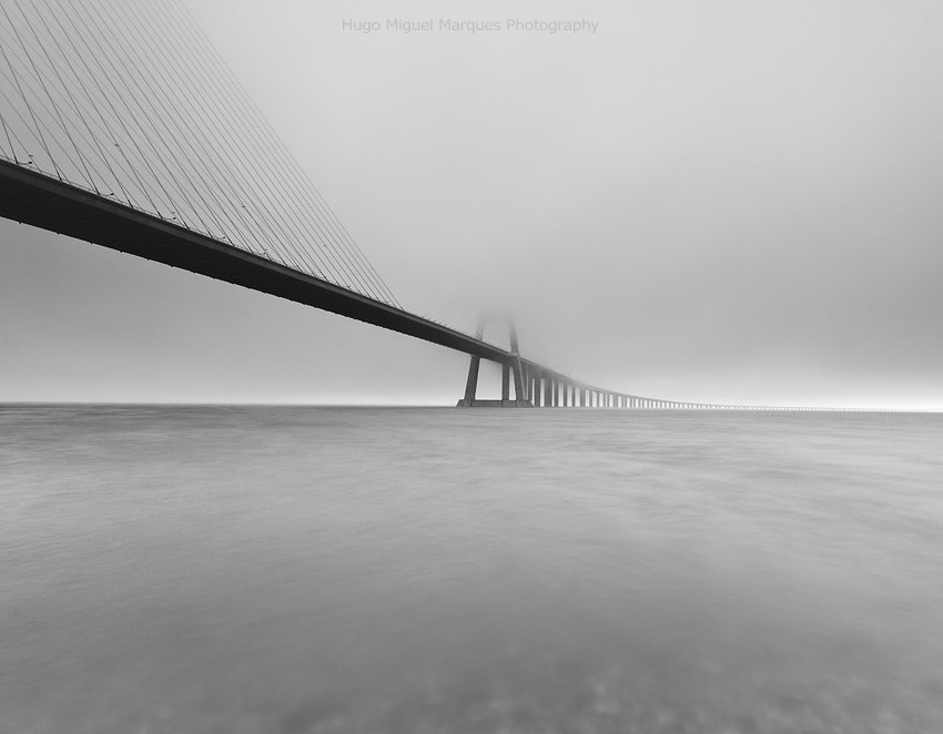 Photograph Misty bridge by Hugo Marques on 500px