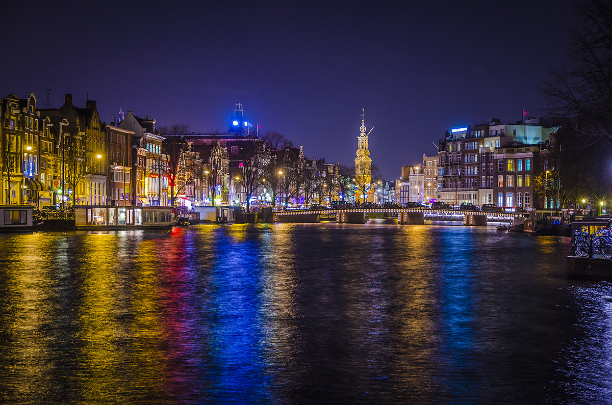 Photograph Amsterdam by night by Tommaso Maiocchi on 500px