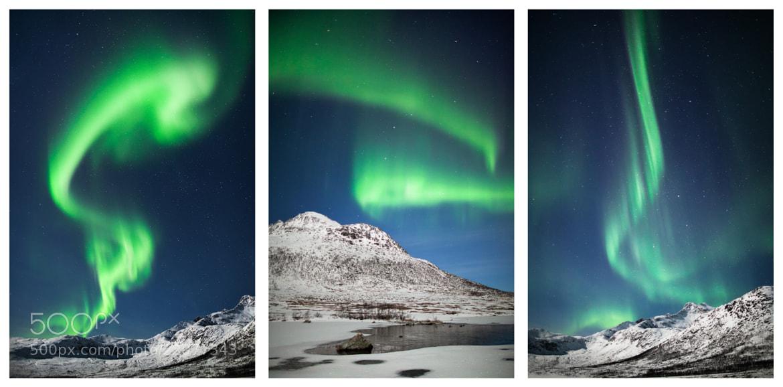 Photograph Aurora Borealis, Tromso, Norway by Simon Byrne on 500px