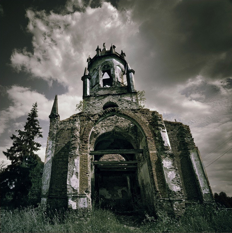 Photograph ruins by Gennadi Blokhin on 500px