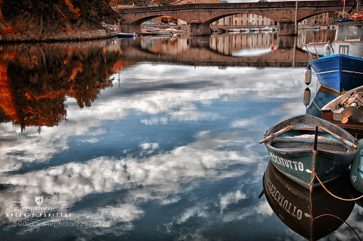 Photograph Bosa Reflections by Antonis Panitsas on 500px