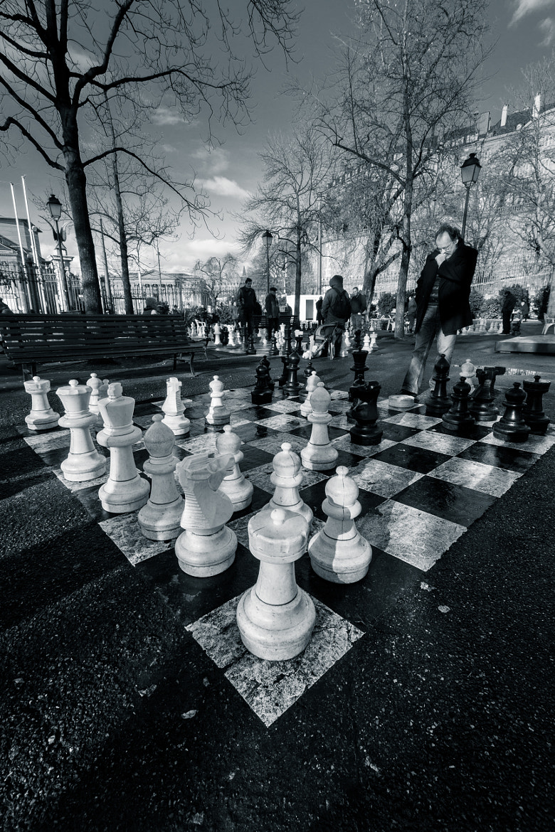 Photograph Chess game by La Crapule  on 500px