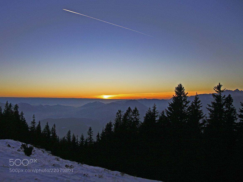 Photograph Sunset by Blaz Crepinsek on 500px