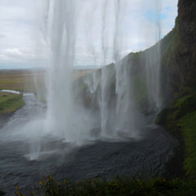 Iceland - Seljalandsfoss by Nathalie Meyer (NathalieMeyer2)) on 500px.com
