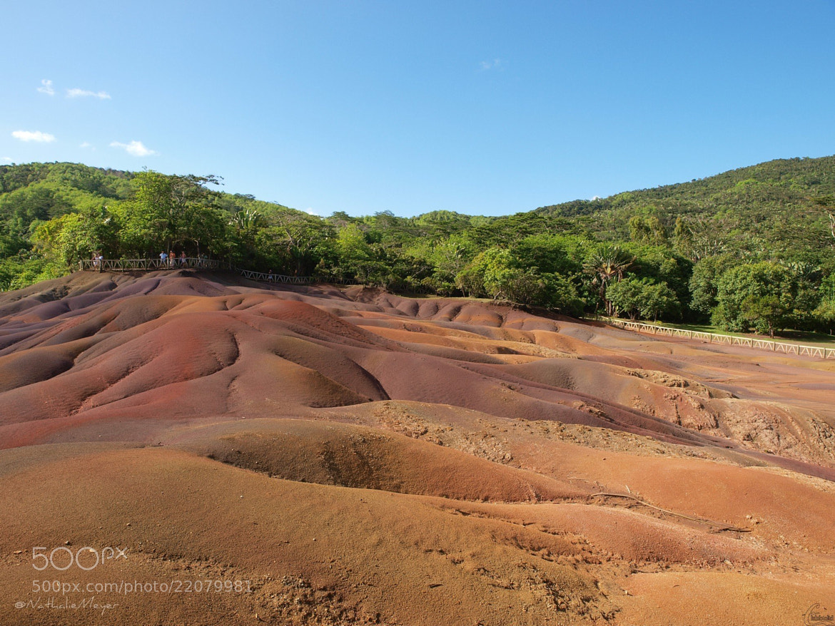 Photograph Mauritius - 7 colored earth by Nathalie Meyer on 500px