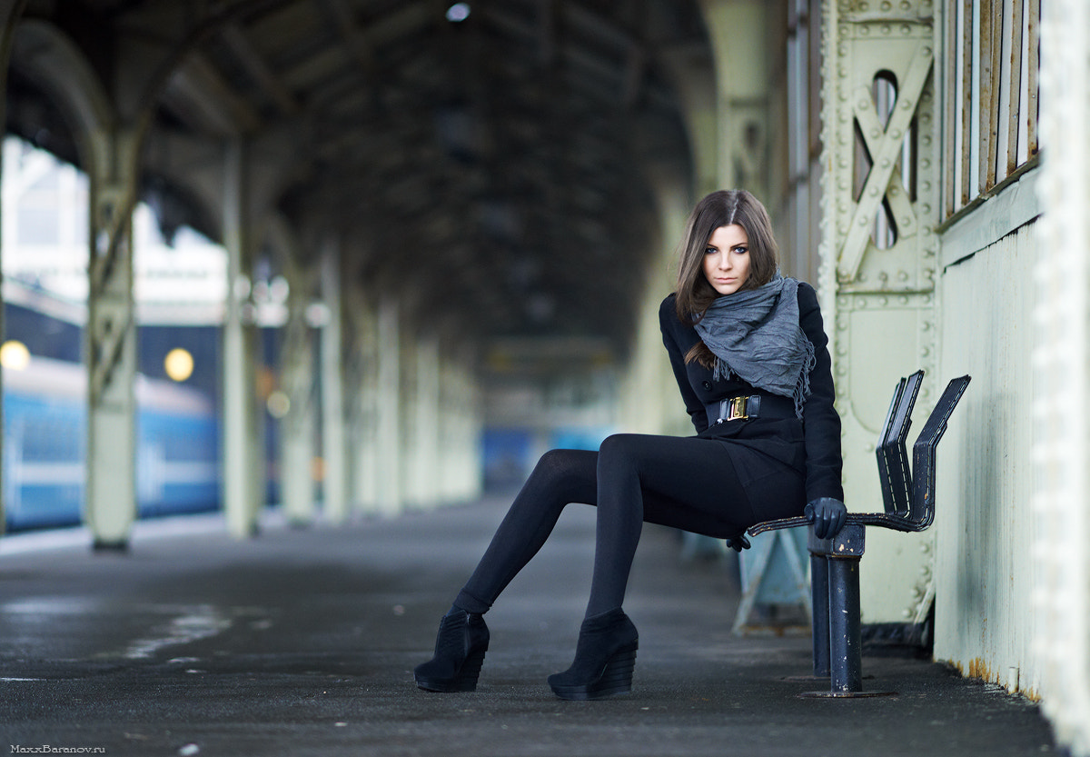 Photograph At Railway station ... by Maxx Baranov on 500px