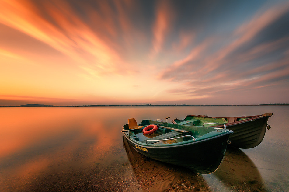 Photograph Boats by Piotr Krol on 500px
