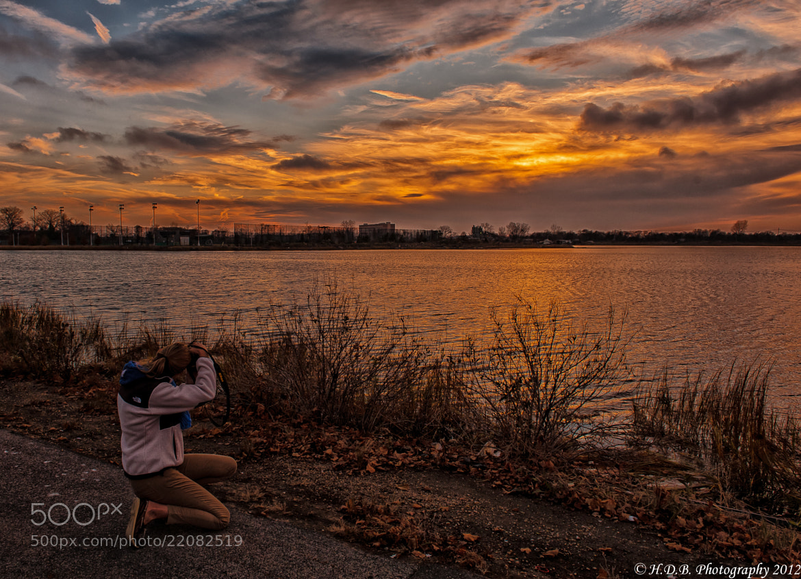 Photograph Shooting The Shooter by Harold Begun on 500px