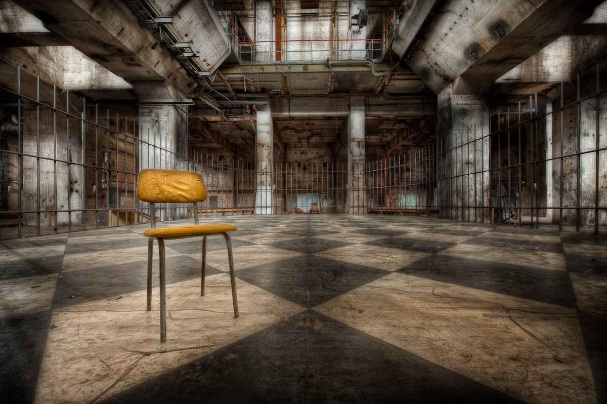 Photograph Marquis de Sade was here by Jacques Gudé on 500px
