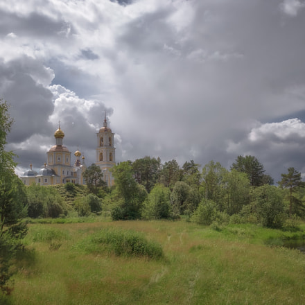 The Church of the Icon of the Mother of God Hodege