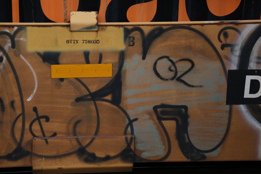 Grafitti by Mark Becwar on 500px.com