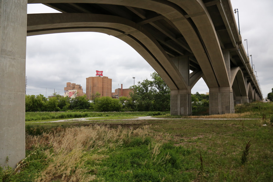Under the Bridge by Mark Becwar on 500px.com