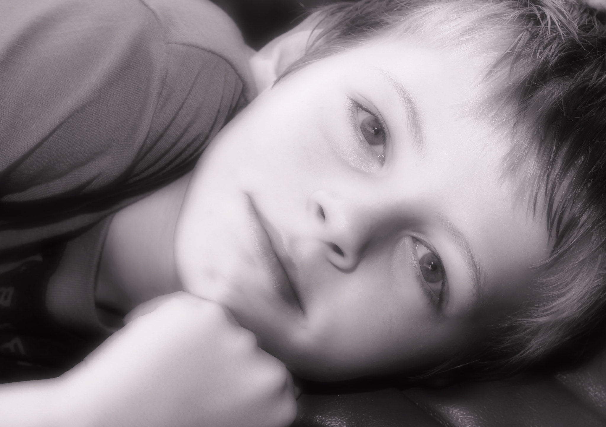 Photograph Beautiful Boy by Pieter Oosthuysen on 500px