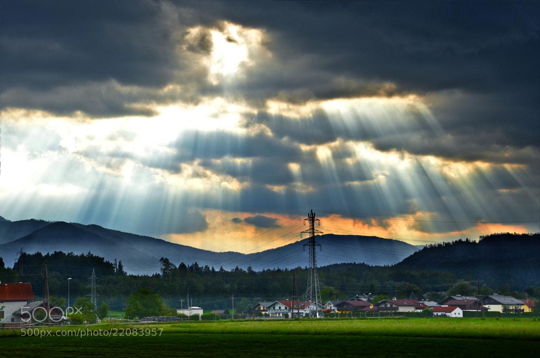 Photograph Super Power Village  by Seiha Heng on 500px