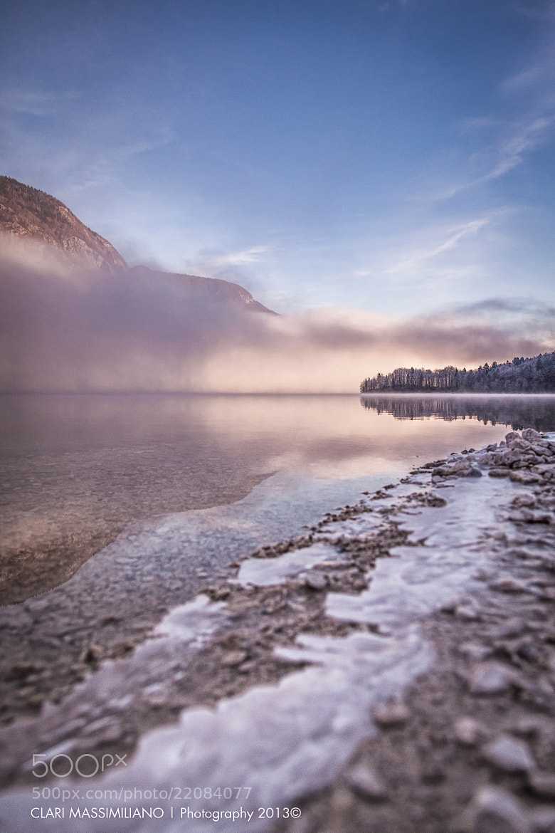 Photograph Bohinj Lake by Massimiliano Clari on 500px