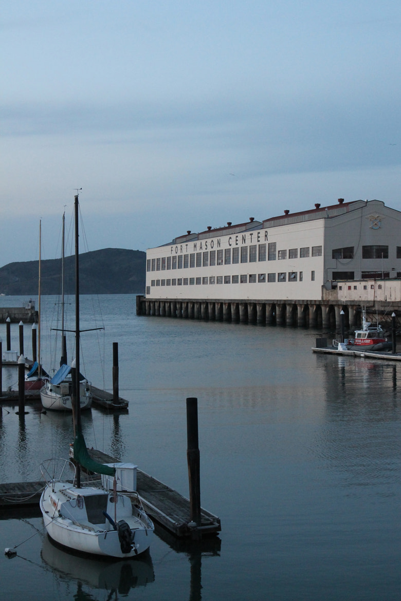 Photograph Fort Mason - off in the distance.  by Hanne Frommann on 500px