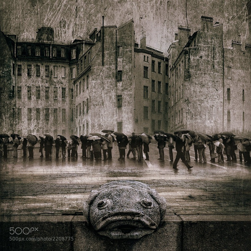 Photograph strange city ... 2 by Gennadi Blohin on 500px