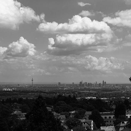 the city of frankfurt am main