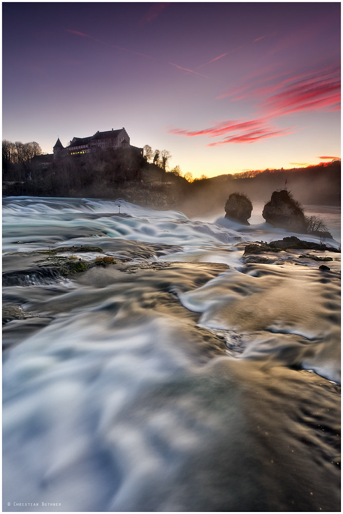 Photograph Rheinfall Schaffhausen by Christian Ringer on 500px
