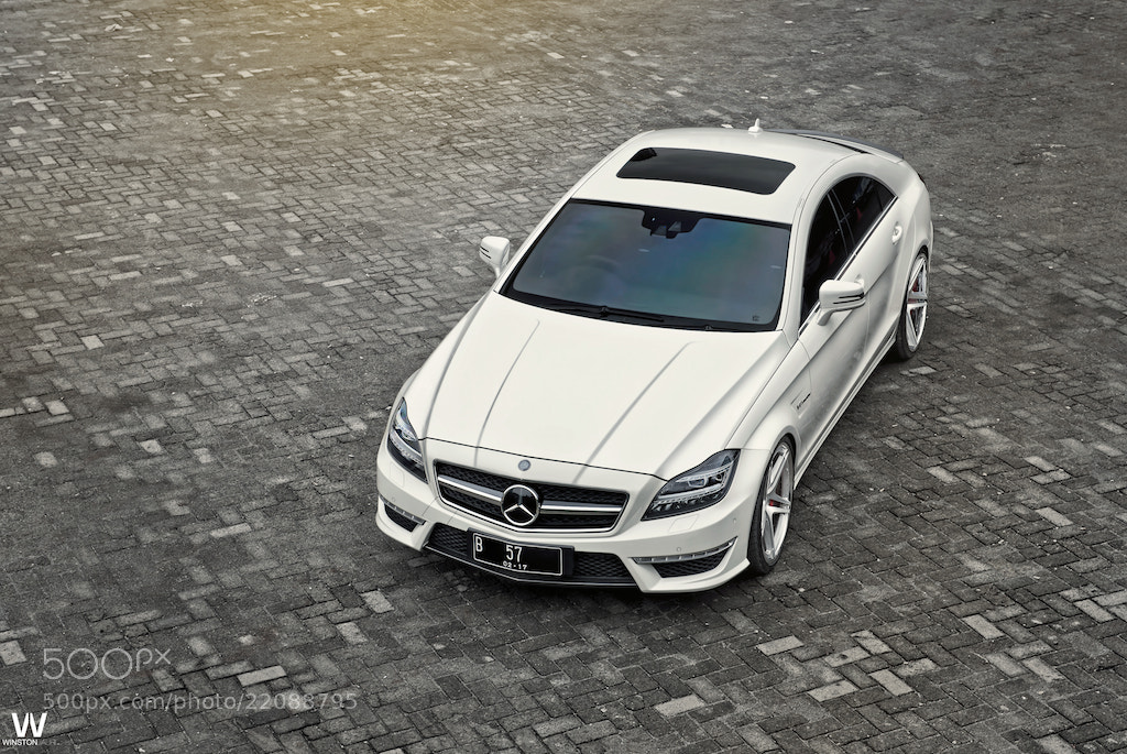 Photograph CLS 63 AMG with DPE DPE CS5s.V2  by Winston Jaury on 500px