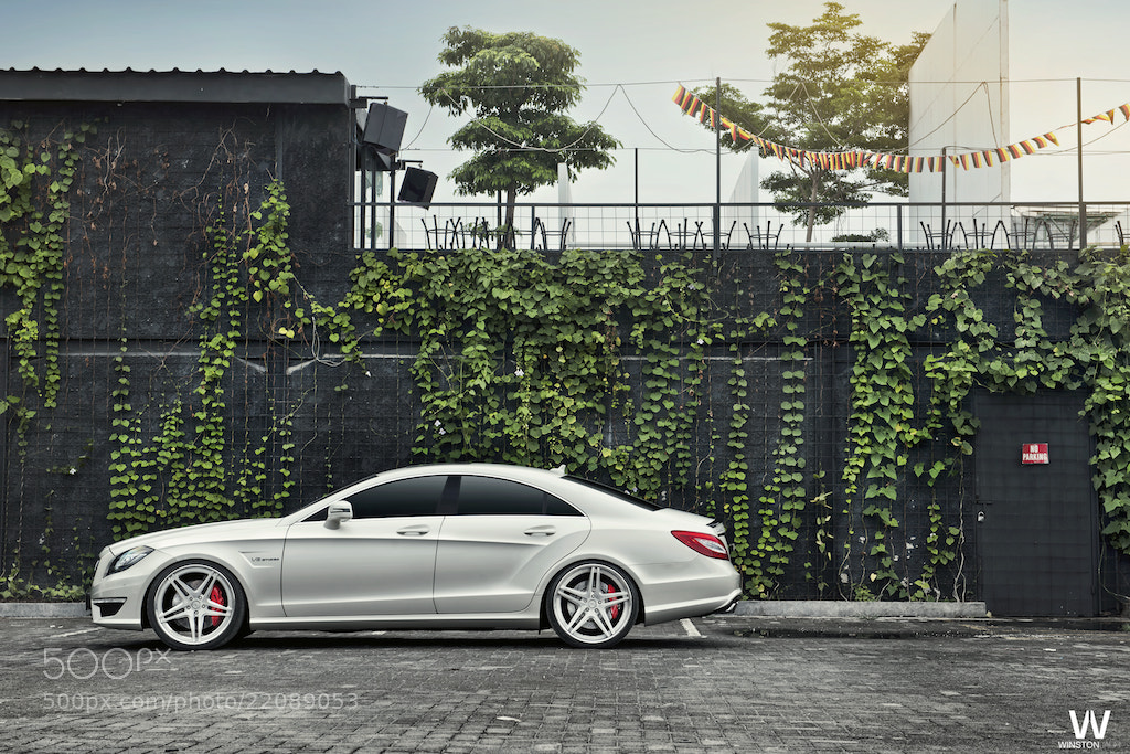 Photograph CLS 63 AMG WITH DPE by Winston Jaury on 500px
