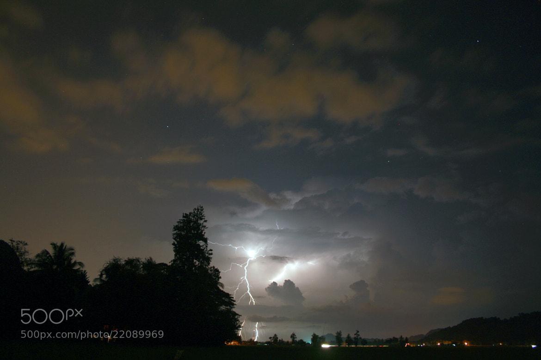 Photograph Lightning  by Abdul Aziz on 500px