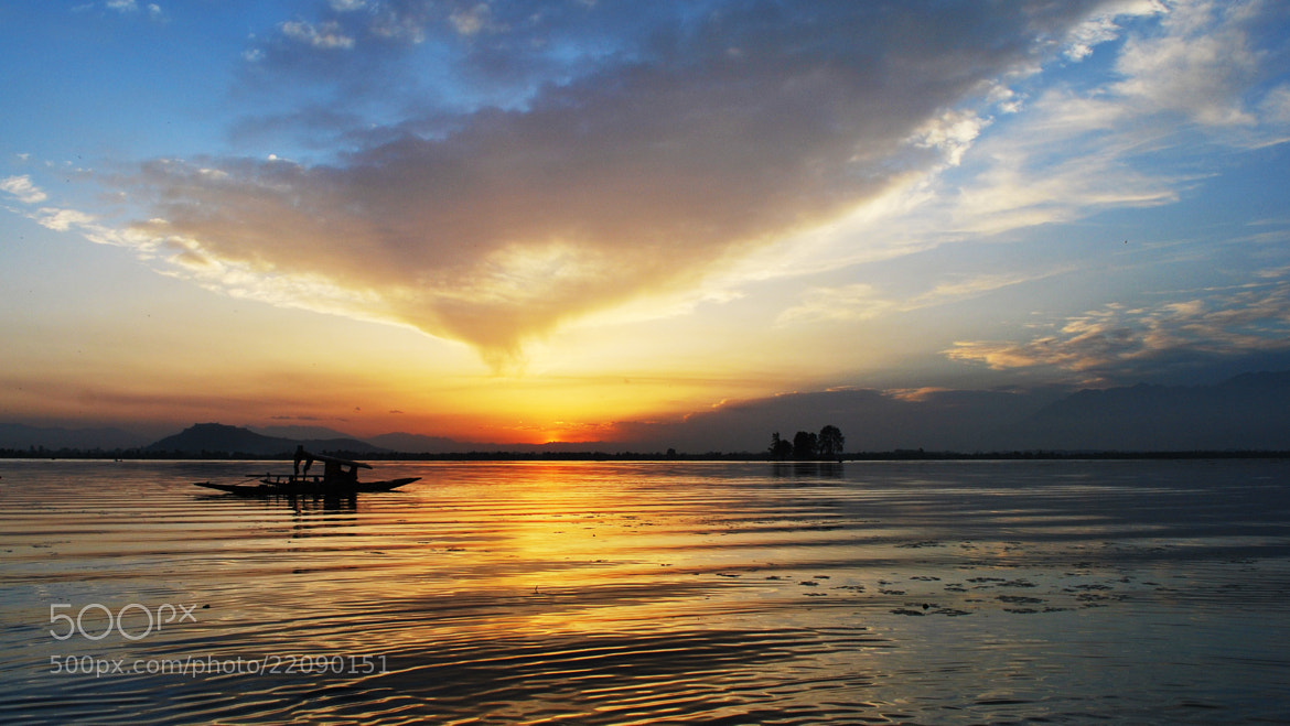 Photograph Dal Lake by Prem Garg on 500px