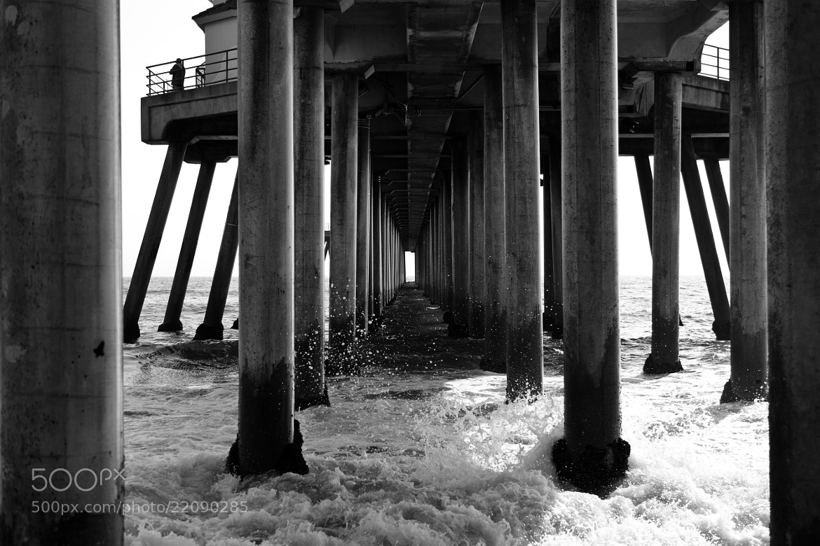 Photograph Under the Pier by xa4   on 500px