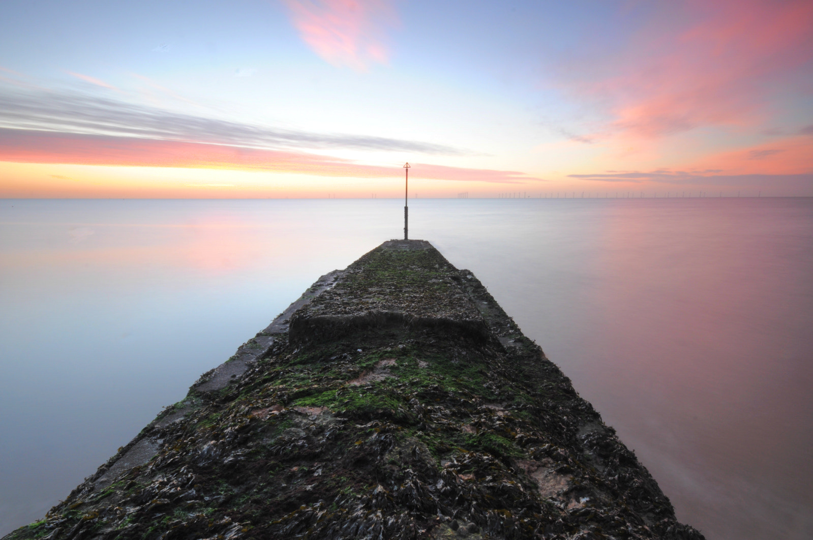 Photograph Groyne by Kev Mills on 500px