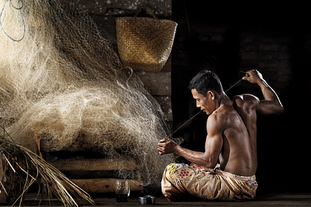 net maker by dewan irawan
