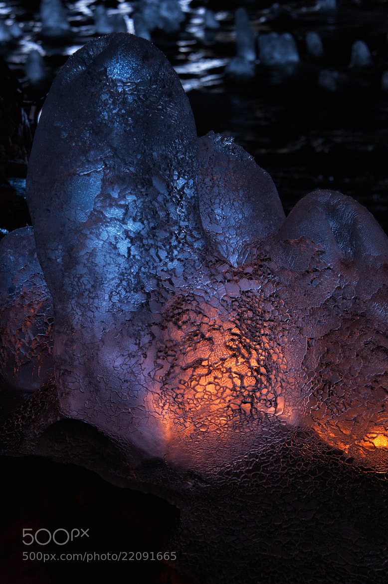 Photograph Ice stalagmite by Dmitry Zuzin on 500px
