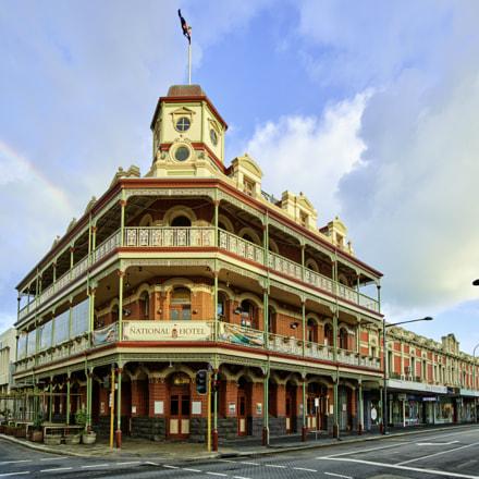 FR National Hotel High Street Fremantle