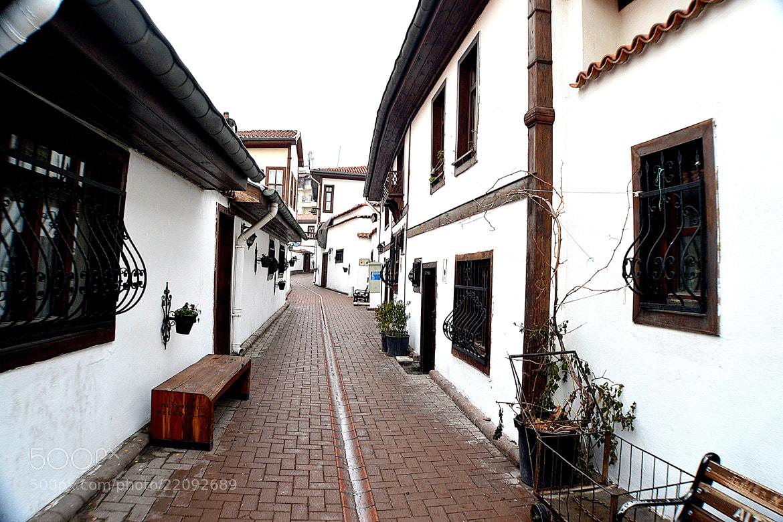 Photograph Old Ankara Houses by İbrahim ÜRÜKER on 500px
