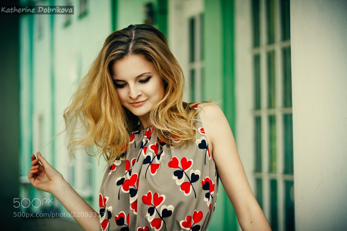 Photograph Yuliya by Katherine Dobrikova on 500px