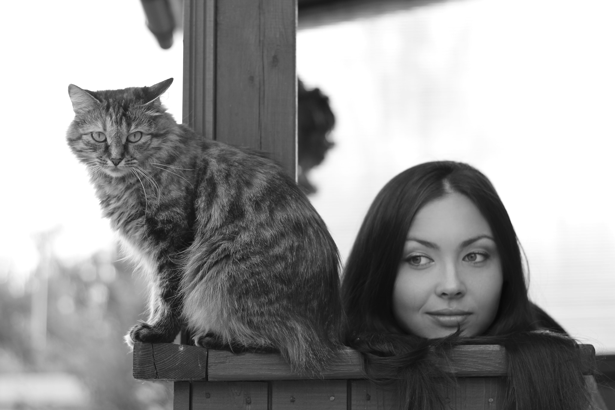 Photograph Ekatherine & Fisa by Katherine Dobrikova on 500px