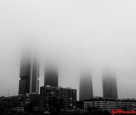 Photograph 4 torres by Lola Mento Mucho on 500px