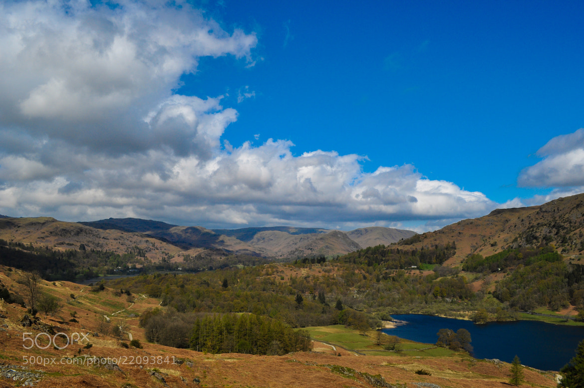 Photograph Rydal Water by Phil Scarlett on 500px