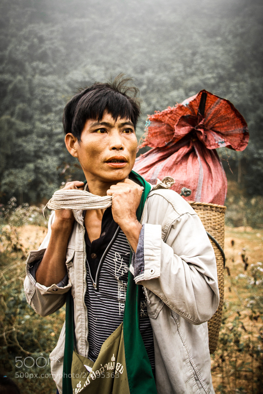 Photograph Lao Fisherman by Joshua Jacks on 500px