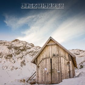 Alone in the snow by Diaconu Alex (alex_diaconu_nikon)) on 500px.com