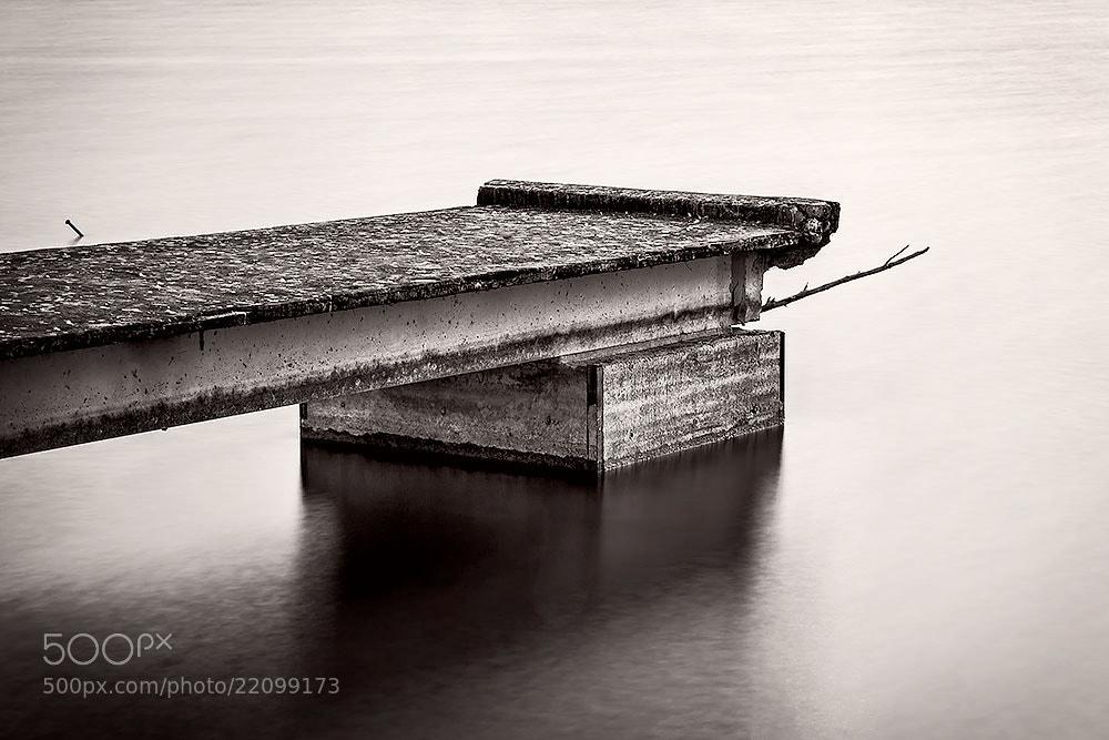 Photograph Bridge To Nowhere by Ivan Peña on 500px