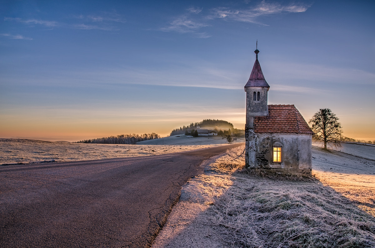 Photograph Cold winter morning by Peter Zajfrid on 500px