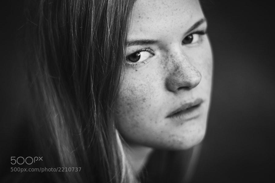 Photograph Katinka by Katja Kemnitz on 500px