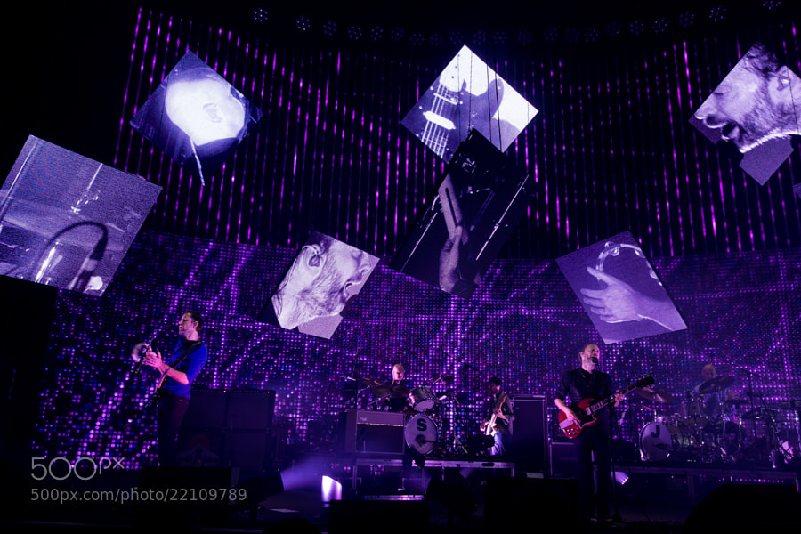 Photograph Radiohead by Abort Abort on 500px