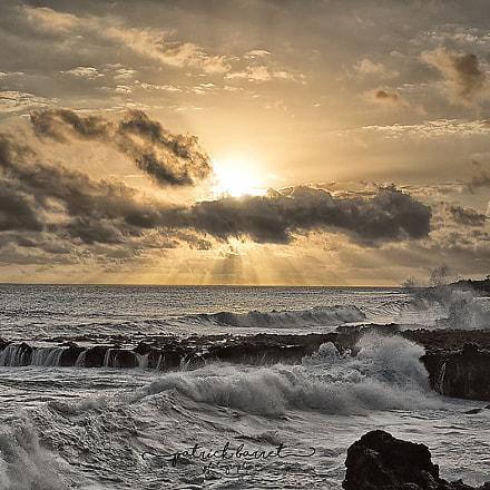 Sunset – Saint Leu – Île de la Réunion © Patrick B