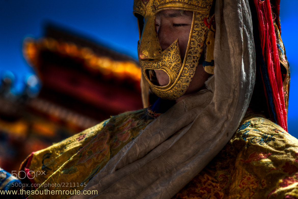 Photograph Trance for Buddha by regis boileau on 500px