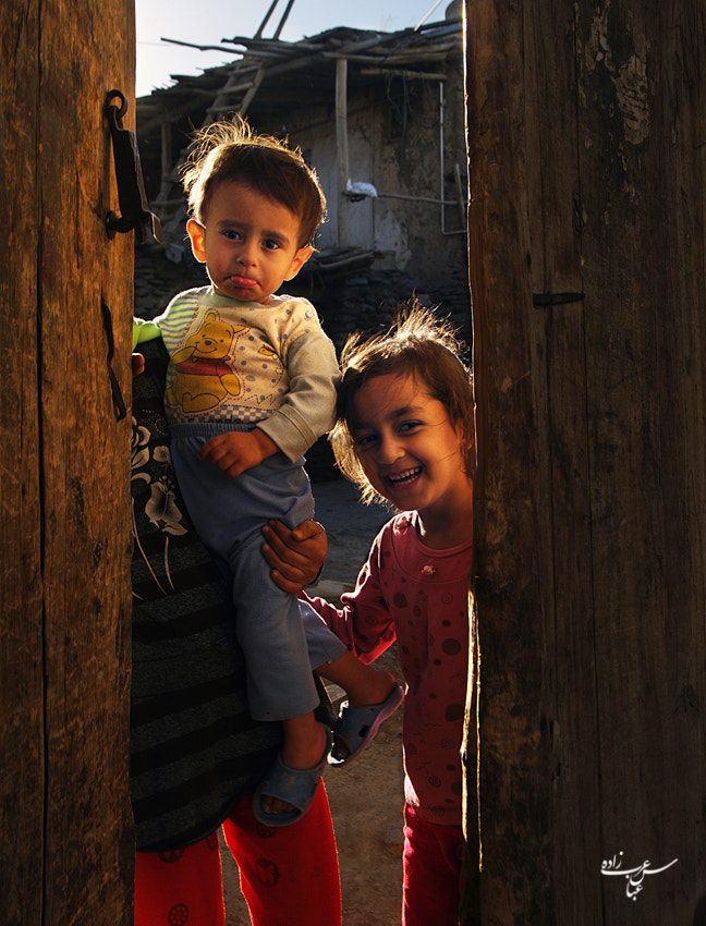 Photograph Life In the door frame by Abbas Arabzadeh on 500px